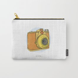 So Analog - Agfa Clack Retro Vintage Camera Carry-All Pouch
