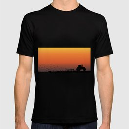 Ploughing the Field T-shirt