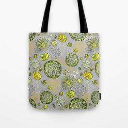 Algae mix Tote Bag