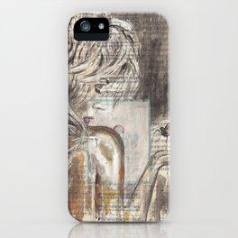 The Dream Girl iPhone Case