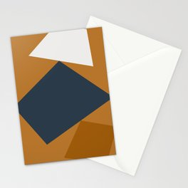 Abstract Geometric 26 Stationery Cards