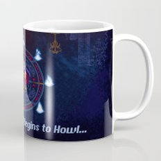 The Black Wind Coffee Mug