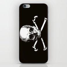Skull and Crossbones | Jolly Roger iPhone & iPod Skin