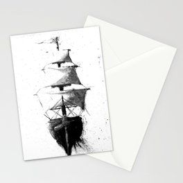 HMS Terror Stationery Cards