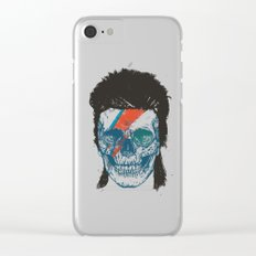 Eye of the singer Clear iPhone Case