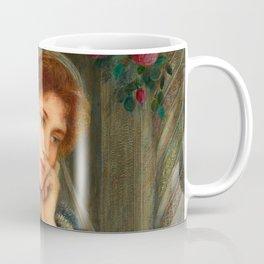 "Marie Spartali Stillman ""Beatrice"" Coffee Mug"