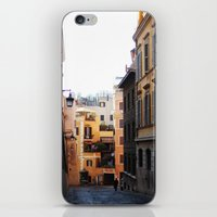 rome iPhone & iPod Skins featuring Rome by Anya Kubilus