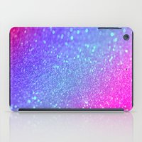 glitter iPad Cases featuring glitter by haroulita