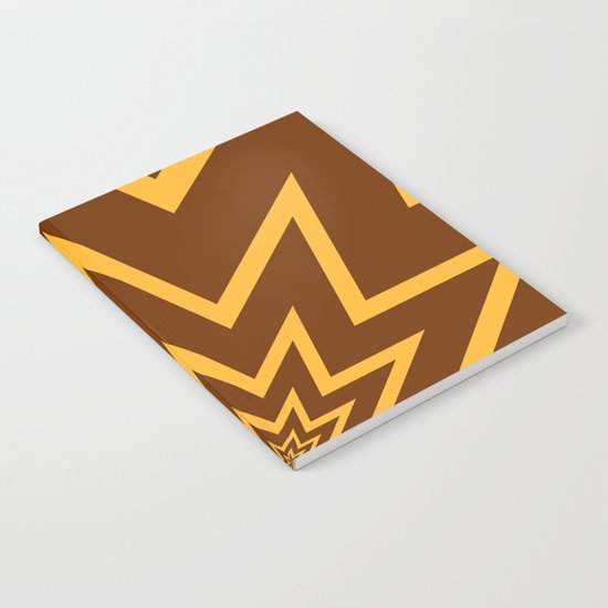 Super Peanut Butter Chocolate Fantastic! Notebook