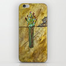 Vase and Shack iPhone & iPod Skin