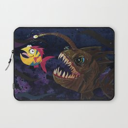 Blinded by the Light Laptop Sleeve