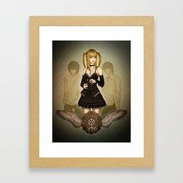 Misa Framed Art Print
