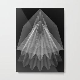 pyr Metal Print