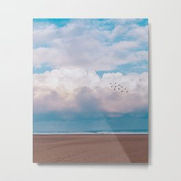 Before the Storm - South Africa Metal Print