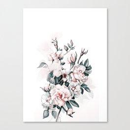 Flowers near me 13 Canvas Print