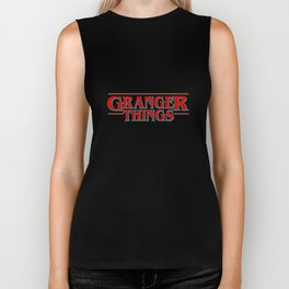 Granger Things ! Biker Tank