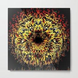 Multiversal Bloom Season Metal Print
