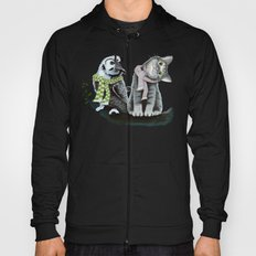 Cat and Owl Hoody