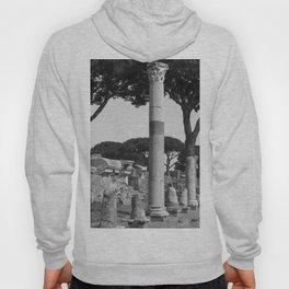 Ostia ruins Rome Italy Hoody