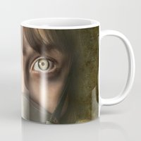 apocalypse now Mugs featuring Apocalypse by Bruce Stanfield Photographer