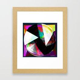 - ghost - Framed Art Print