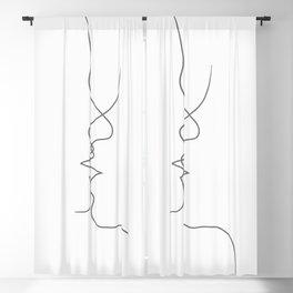 Love & DNA Blackout Curtain