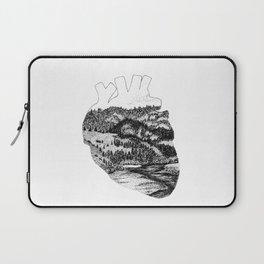 I Heart Sonoma County Laptop Sleeve