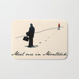 Meet Me In Montauk Bath Mat