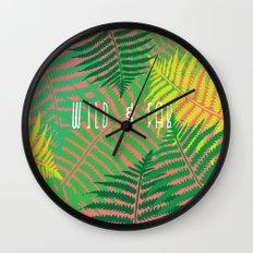 WILD & FAB Wall Clock
