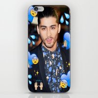 zayn iPhone & iPod Skins featuring Zayn by radaaban