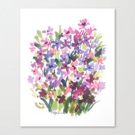 Multi Pretties Canvas Print