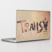 word Laptop & iPad Skins featuring word  by bugo