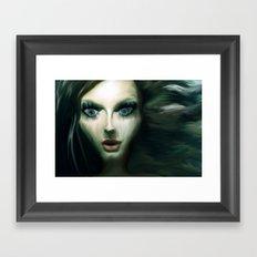 Misandra Framed Art Print