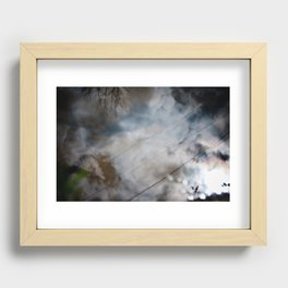 Reflection Recessed Framed Print
