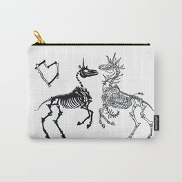 Let's Bone Carry-All Pouch