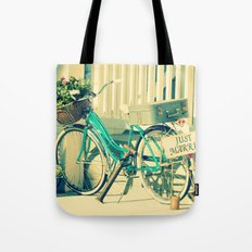 Just Married! Tote Bag
