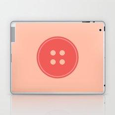 #63 Button Laptop & iPad Skin