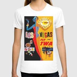 Lady Las Vegas T-shirt