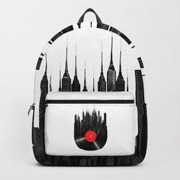 Urban Vinyl Backpack