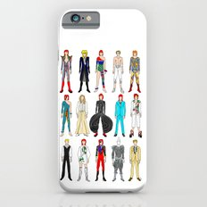 Outfits of Bowie Fashion on White Slim Case iPhone 6