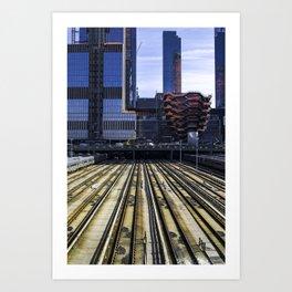Hudson Yards Art Print
