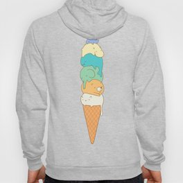 Melting Hoody