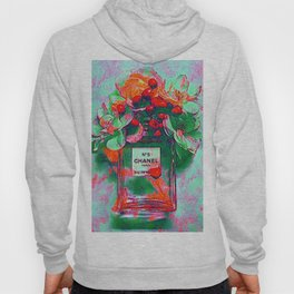 Fragrance 5 Flowers Hoody
