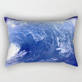 Wedge Backwash Rectangular Pillow
