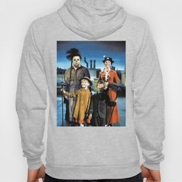 Michael Myers in Mary Poppins Hoody