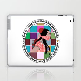 Rossy Amordazada Laptop & iPad Skin