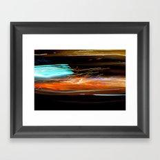BY-PASS_NY 10 Framed Art Print