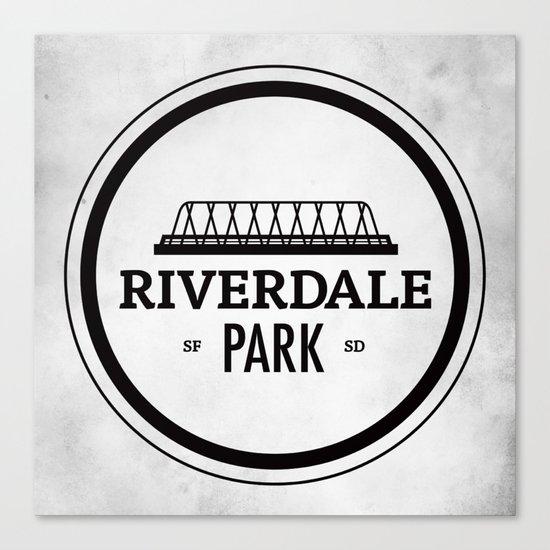 Riverdale Park Canvas Print