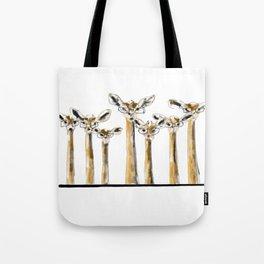 Hipster Gerenuk Tote Bag