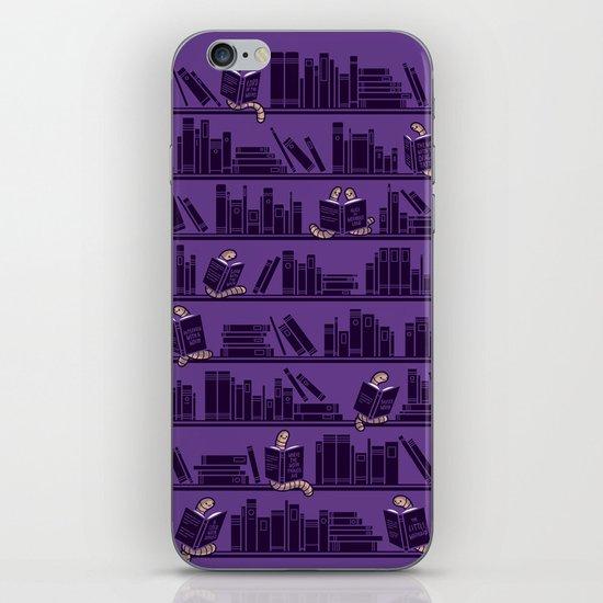 Bookworms iPhone & iPod Skin